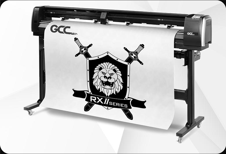 plotter de découpe RX II